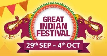 What is the Amazon Great Indian Festival Sale.?