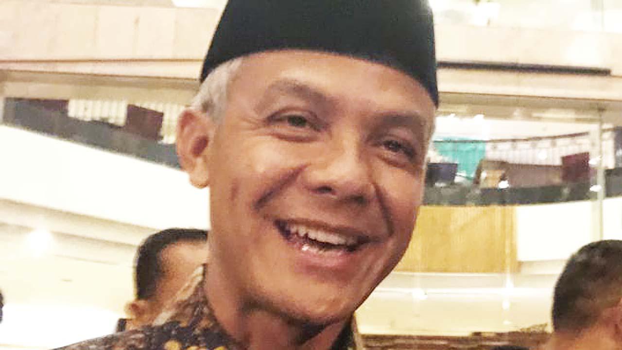 Mulai Besok, Ganjar Pranowo Terapkan Gerakan Jateng di Rumah Saja