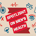 Spotlight on Men's Health #infographic