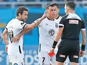 """Jorge Valdivia arriesga dura sanción por sus dichos: """"Eres una mierda, jamás serás (árbitro) FIFA"""""""