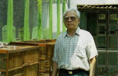 Tony Surono Arisan Perkutut