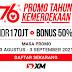 Promo 76 Tahun Kemerdekaan RI, Broker XM Bagi-Bagi Rezeki