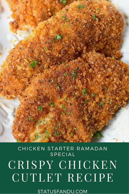 How-To-Make-Crispy-Chicken-Cutlet