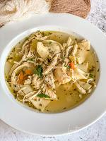 Chicken Noodle Soup - Classic