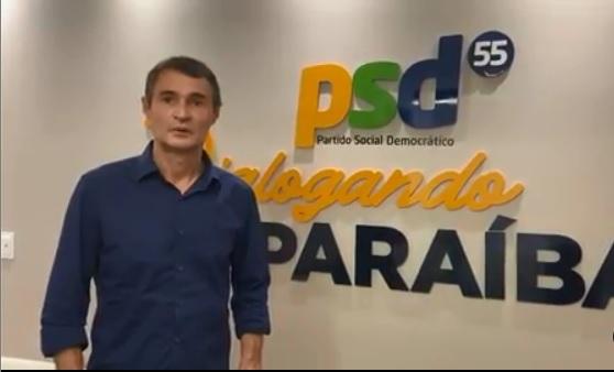 """Romero se pronuncia sobre apoio do PSDB: """"Eleva minha responsabilidade"""""""