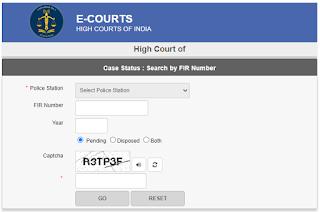 High Court Status