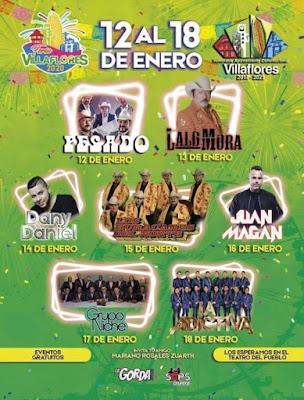 expo feria villaflores 2020