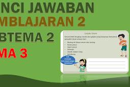 Kunci Jawaban Pembelajaran 2 Subtema 2 Tema 3 Tematik Kelas 5 Halaman 52 - 56