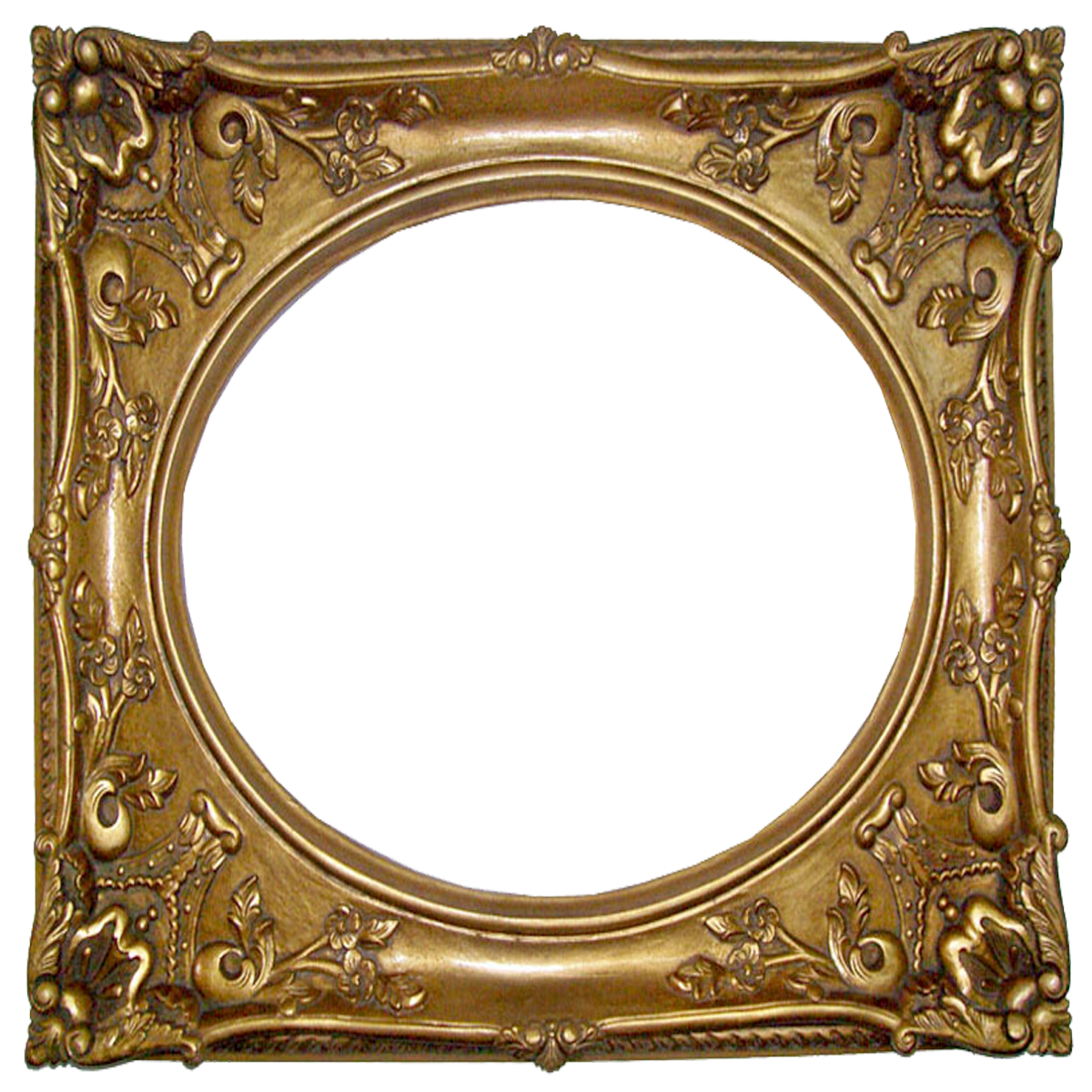 Fancy Gold Picture Frames | Zef Jam