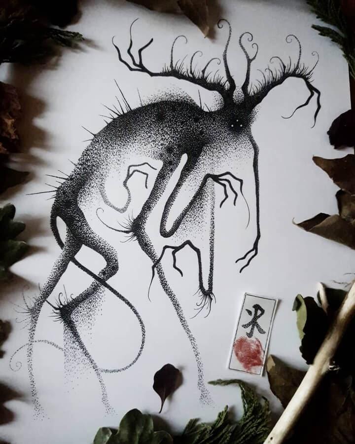 03-The-elegant-creature-Rekuino-www-designstack-co