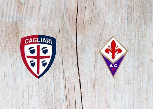 Cagliari vs Fiorentina - Highlights 15 March 2019