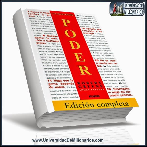 descargar libro las 48 leyes del poder pdf gratis