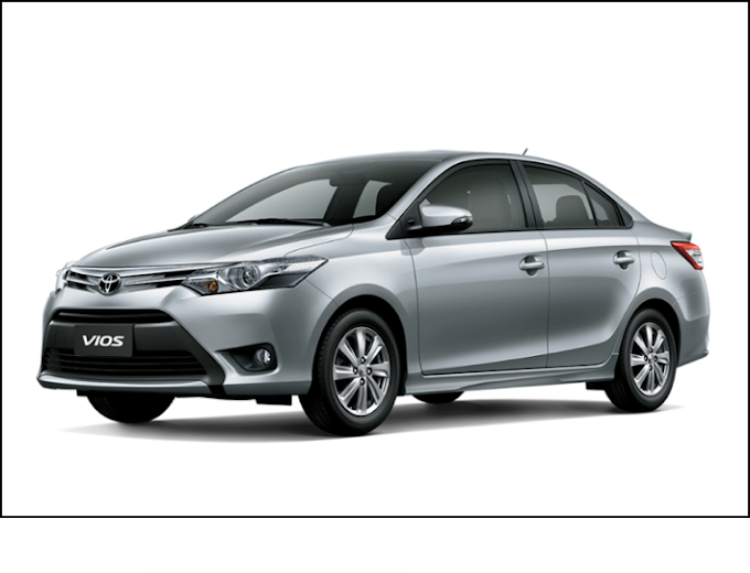 Toyota Vios 1.5 (A) or Similar