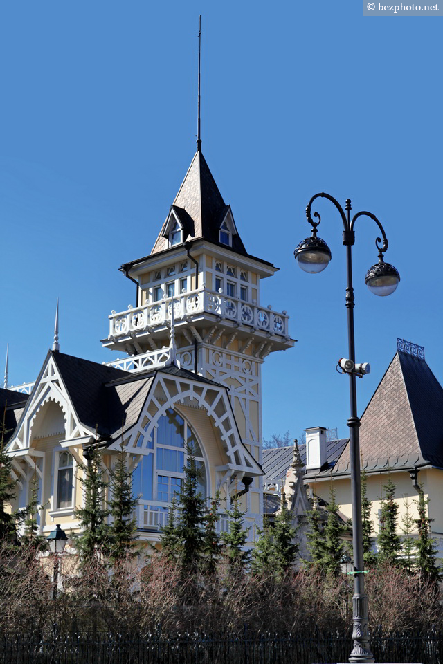 архитектура в стиле модерн в Санкт-Петербурге