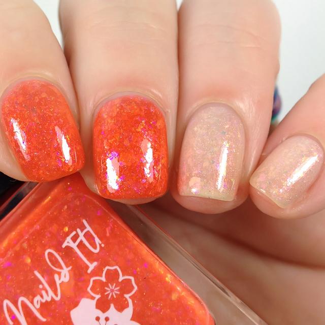 Nailed It!-Orange Crush