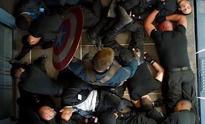 Captain America în acţiune