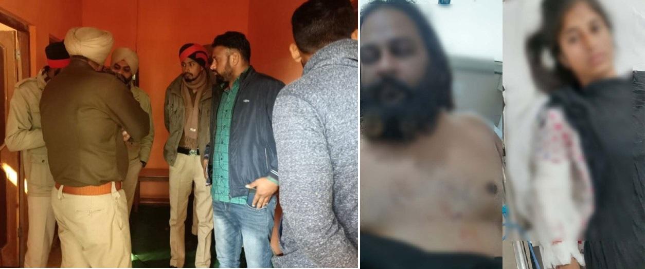 పంజాబ్: ఫిలావుర్ లో హిందూ ఆలయం పై దాడి, పూజారి, బాలిక పై కాల్పులు - Punjab: Hindu Temple attacked in Phillaur, gunmen shoot priest, girl