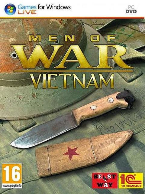 تحميل لعبة Man Of War Vietnam