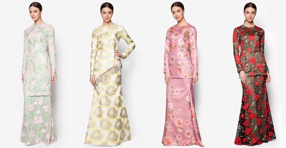Baju Kurung Moden By Bianco Mimosa Fesyen Trend Terkini