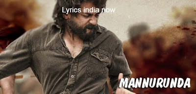 Mannurunda Lyrics from Soorarai Pottru