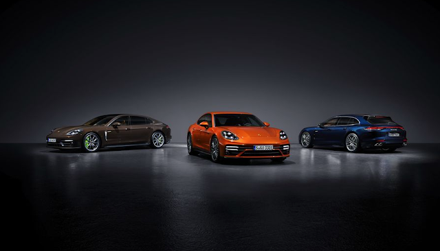 Porsche Panamera 2021 Has up to 620 Horsepower