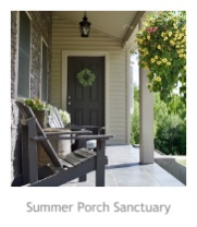 Summer Porch Sanctuary