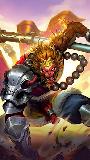 Sun Monkey King Heroes Fighter of Skins Rework V1