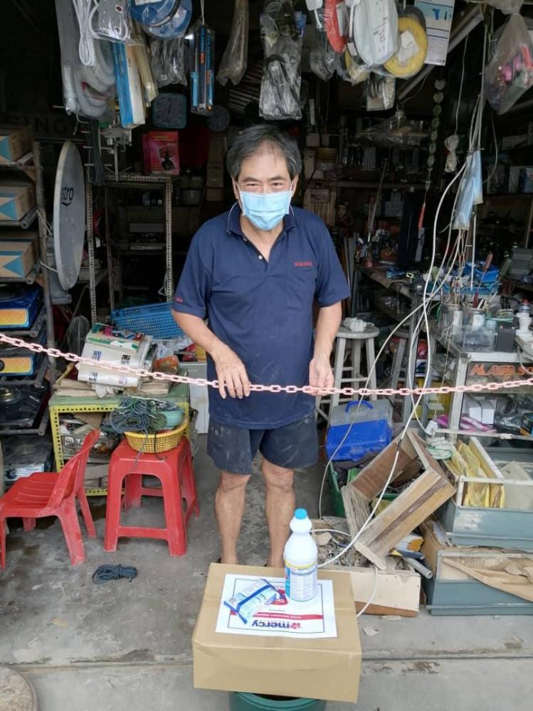 MERCY Malaysia, Clorox Malaysia, Flood Relief, Rawlins GLAM, Rawlins Lifestyle, Kita Jaga Kita, Stay Safe