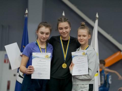 Київщину визнали найкращою на Чемпіонаті України з легкої атлетики серед юнаків