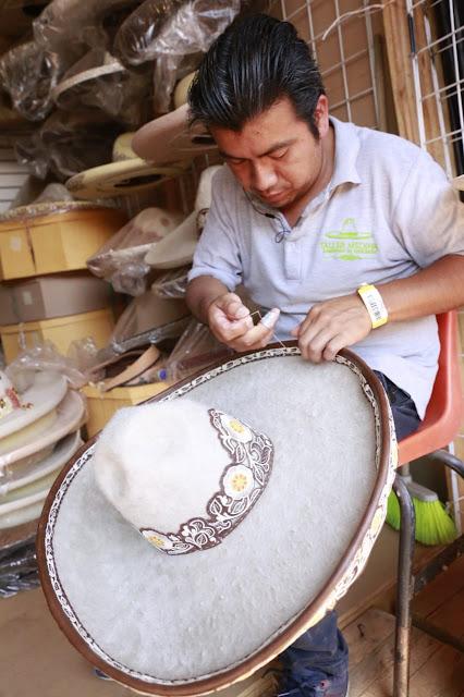 Sombrero charro, símbolo de gallardía, porte y elegancia
