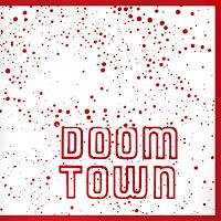"""DOOM TOWN  s/t  7"""""""