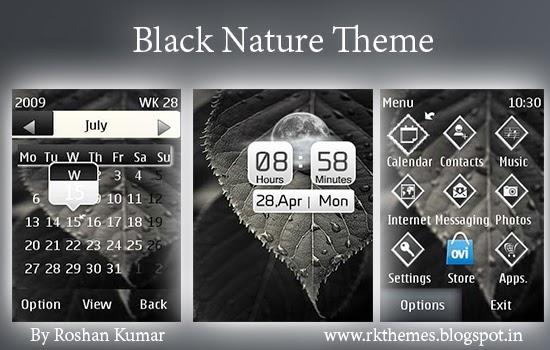 nokia c2 03 themes hd