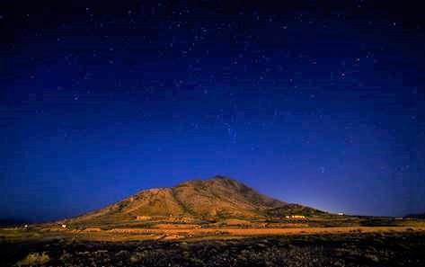 Fuerteventura.- Patrimonio Cultural  de Canarias  incoa expediente para la protección integral de Tindaya