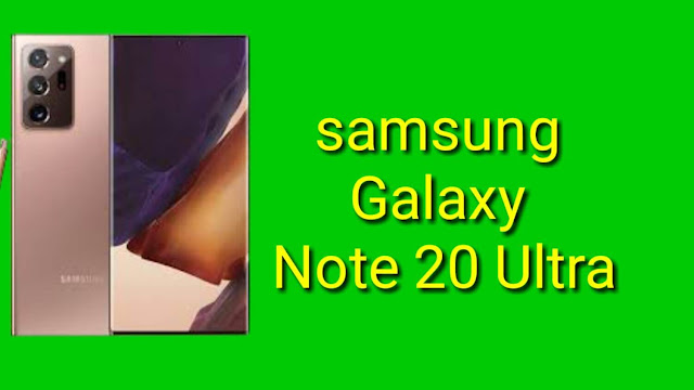 Samsung Galaxy Note 20 Ultra: Quick Review
