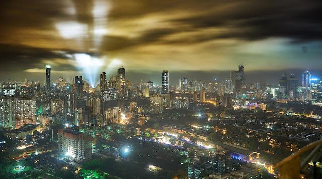 Mumbai Festival Night