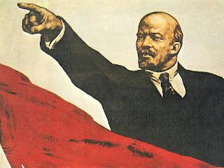Vladimir Lenin, perumus komunisme dan revolusi proletar