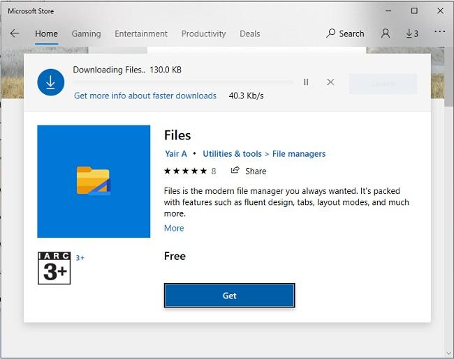 10 طرق لحل مشكلة بطء التحميل والتنزيل من متجر ميكروسوفت في ويندوز 10