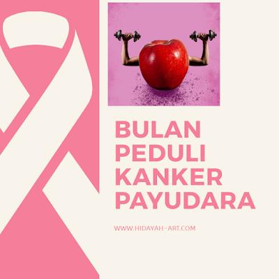 Bulan Peduli Kanker Payudara, Lakukan Gaya Hidup Sehat