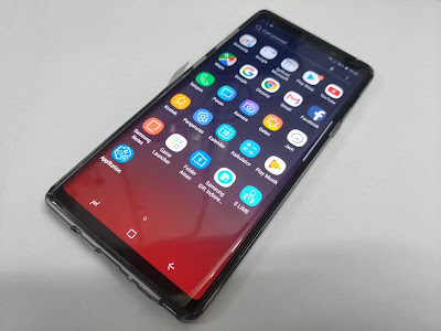 Ulasan Samsung Galaxy Note 9 Ram 6Gb Memori Internal 128Gb
