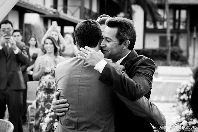 casamento real, noivo e pai da noiva