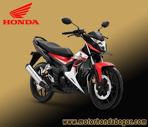 Tempat Kredit Motor Honda Sonic Bogor