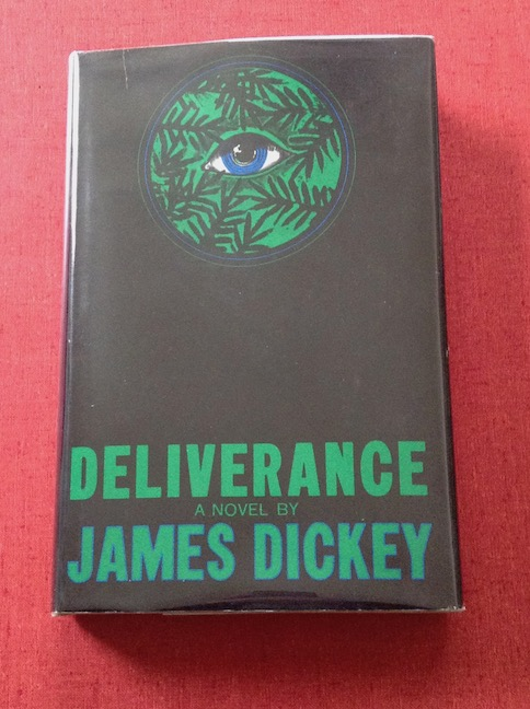 an overview of deliverance novel by james dickey Watch video james dickey (screenplay), james dickey (novel) stars: jon voight include 'deliverance,' 'boogie nights,' 'smokey and the bandit.
