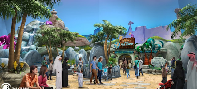 Get 25% off on Ferrari world, yas Waterworld and warner bros world 1 day pass ticket.