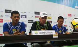 Persib Raih Kemenangan Pertama, Gomez Percaya Diri Hadapi Arema FC