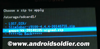 Update Samsung Galaxy S2 I9100 to Kitkat