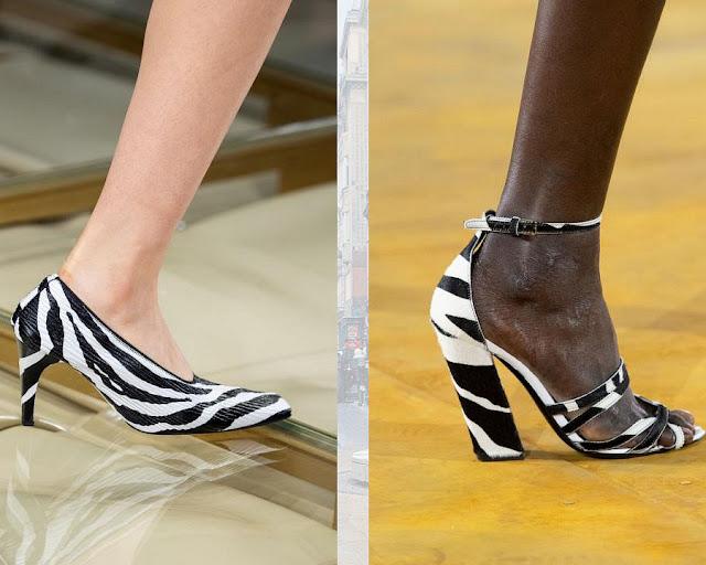 Модная обувь весна-лето 2020 11-2