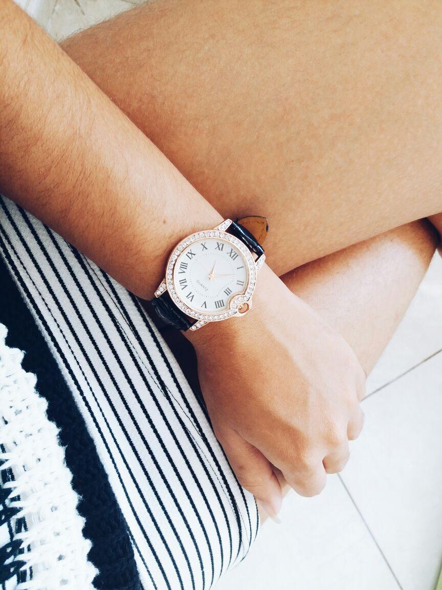 relógio feminino online