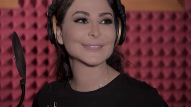 المغنية اليسا