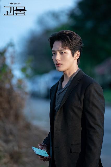 Kesan Pertama Nonton Drama Beyond Evil (2021) : Yeo Jin Goo