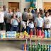 Coamo faz doação de produtos de limpeza para Apae
